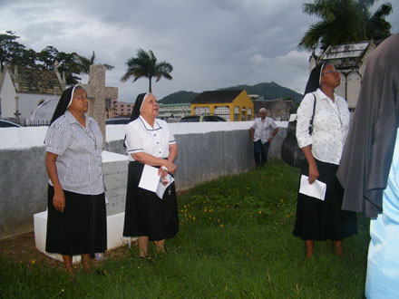 Dominican sisters of st catherine of siena of etr pagny - St joseph convent port of spain trinidad ...